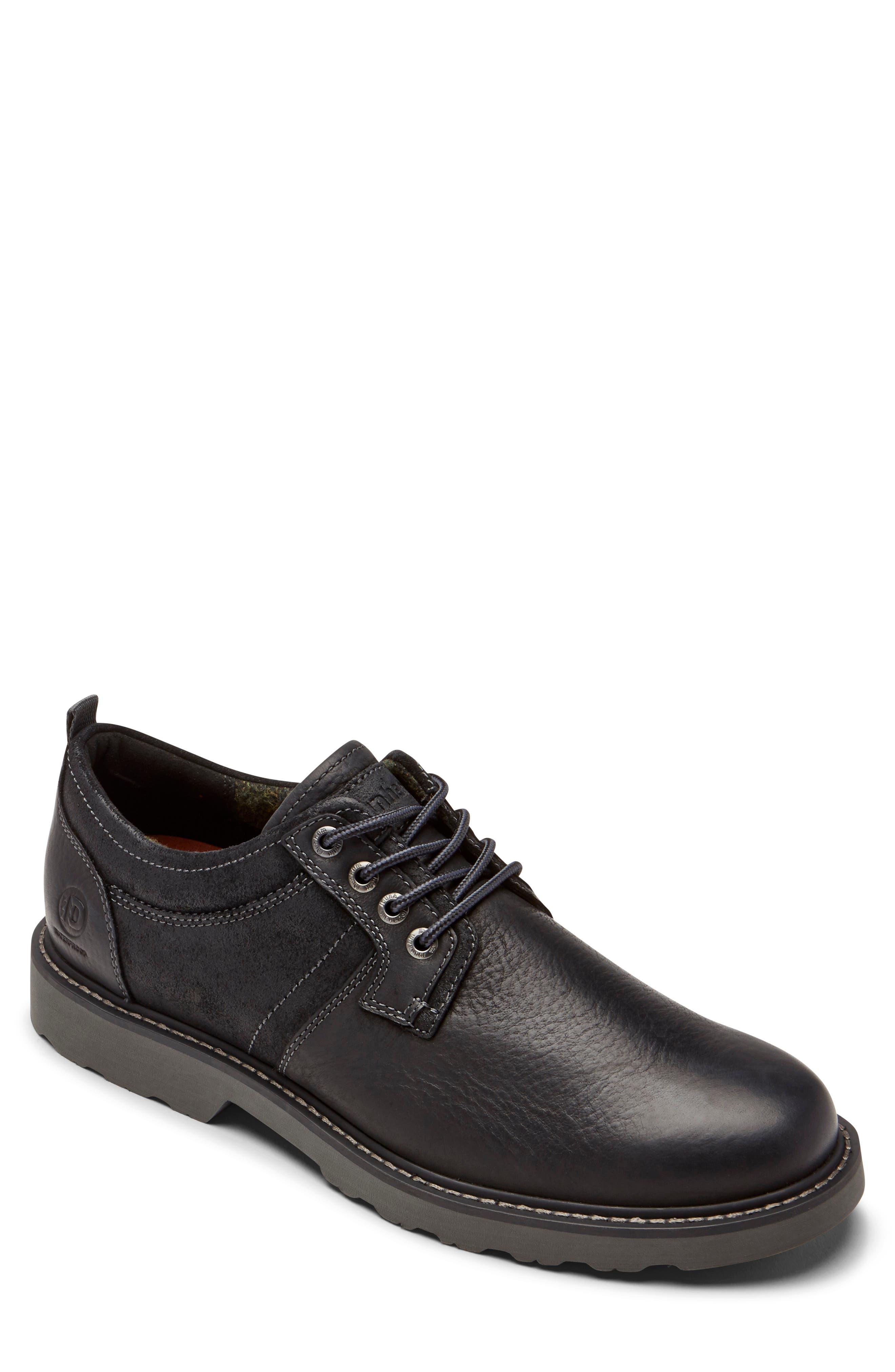Jake Waterproof Plain Toe Oxford