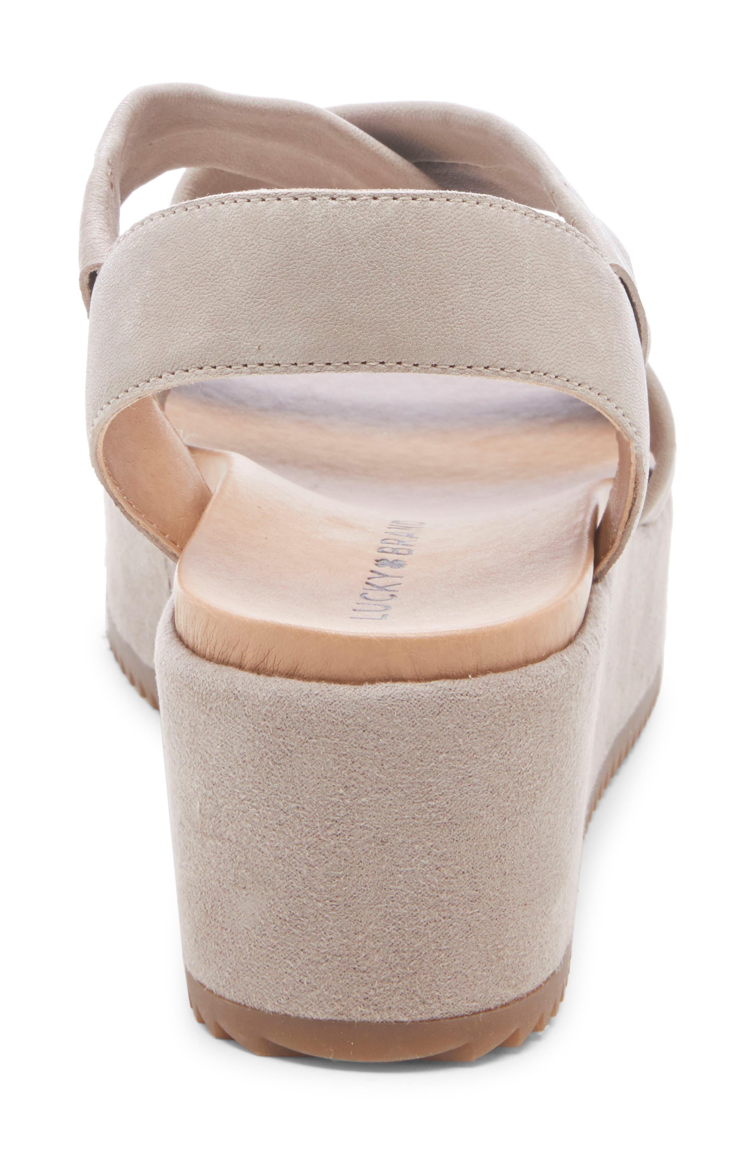 ,                             Waldyna Wedge Platform Sandal,                             Alternate thumbnail 7, color,                             060