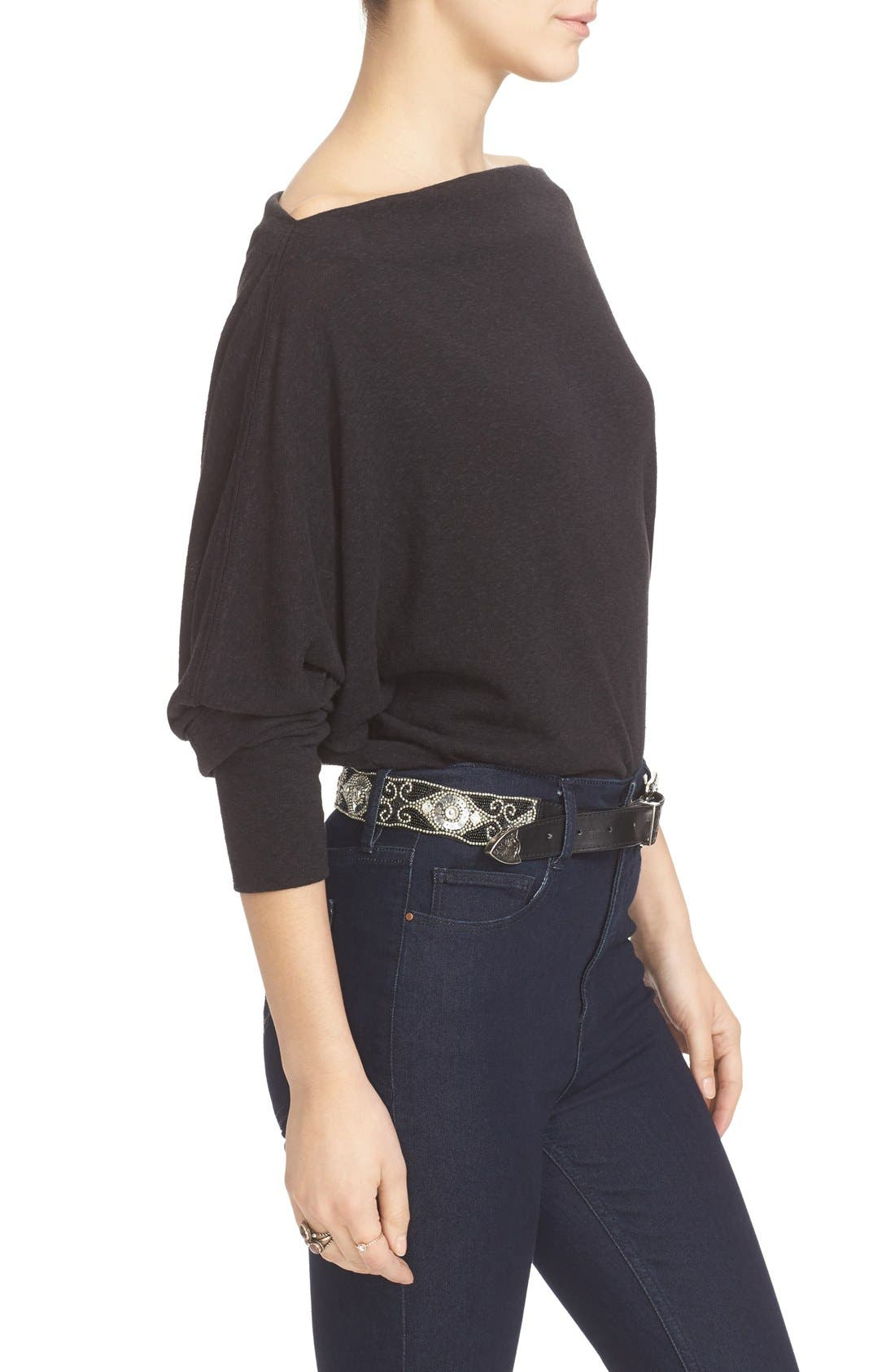 ,                             Valencia Off the Shoulder Pullover,                             Alternate thumbnail 10, color,                             001