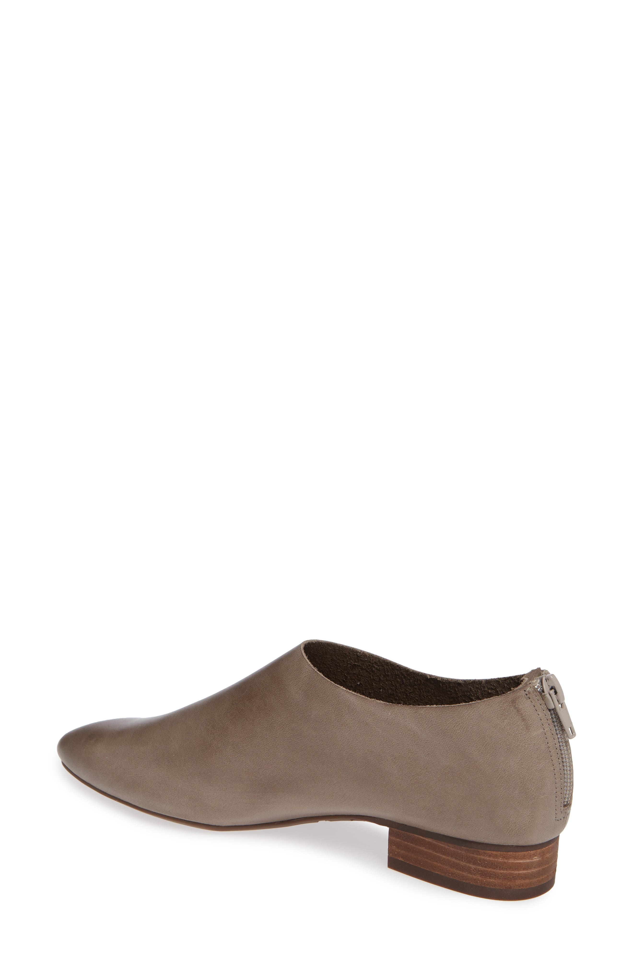,                             Emily Loafer,                             Alternate thumbnail 2, color,                             GRAY LEATHER