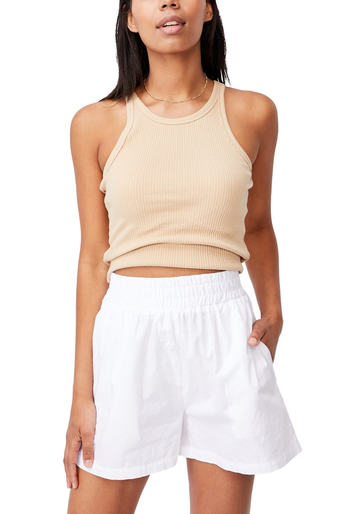 Image of Cotton On Poppy Pull-On Shorts