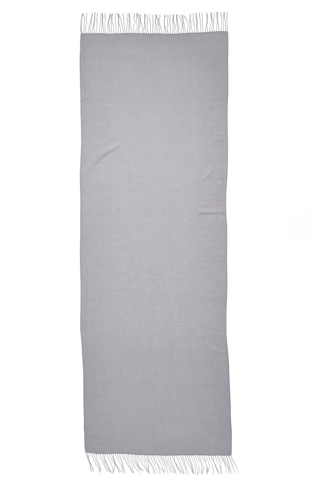 ,                             Tissue Weight Wool & Cashmere Wrap,                             Alternate thumbnail 6, color,                             023