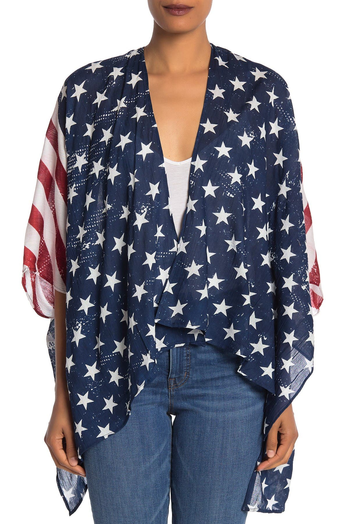 Accessory Street American Wonder Cover Up In Open Miscellaneous13