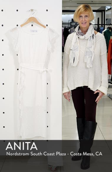 Isn't She Lovely Ruffle Midi Dress, sales video thumbnail