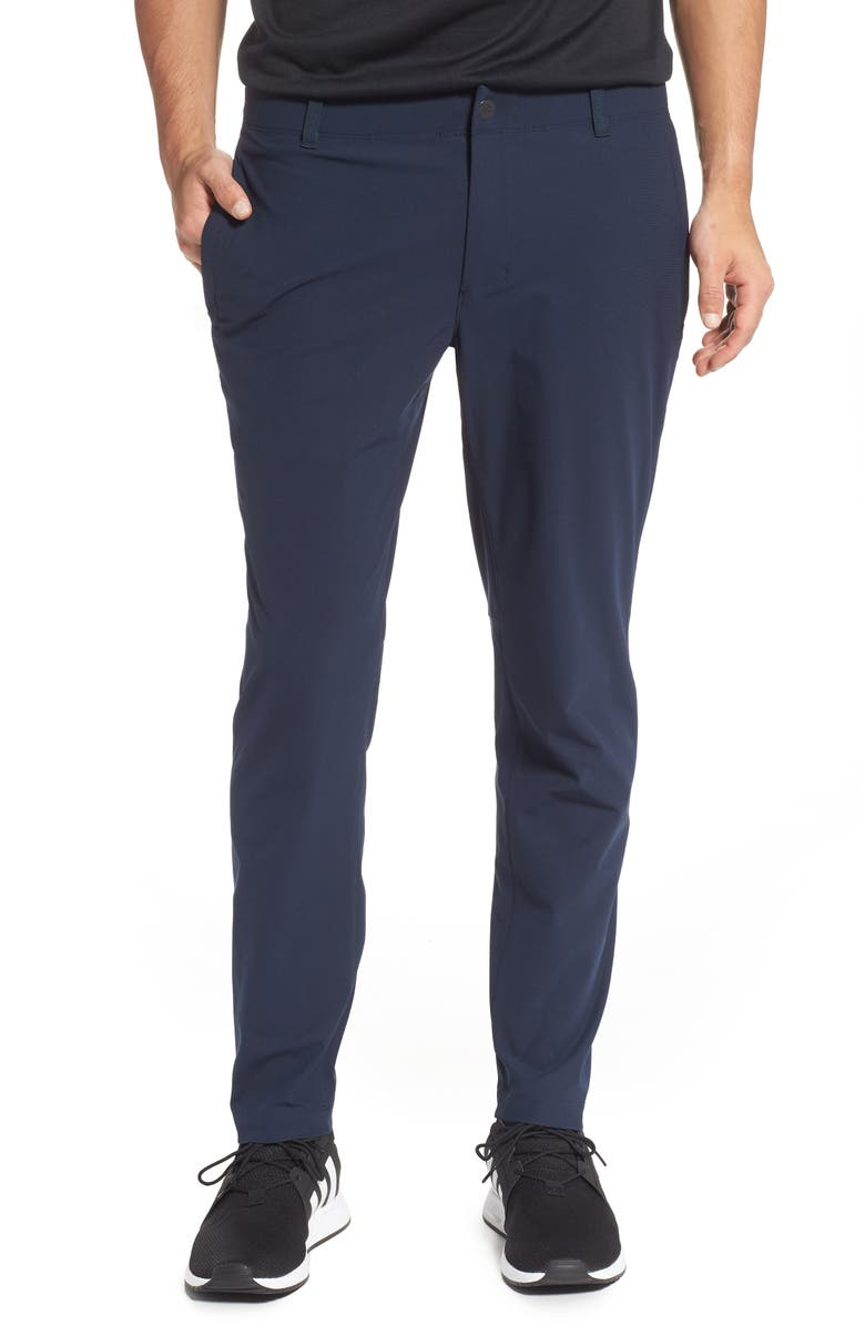 REIGNING CHAMP Coach Pants, Main, color, NAVY