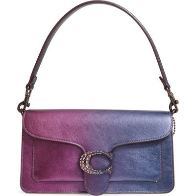 Coach Tabby Ombre Leather Top Handle Bag - Grey