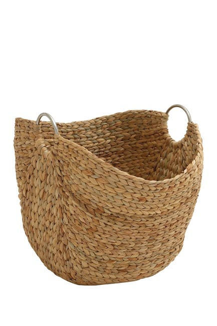Image of Willow Row Sea Grass Woven Basket