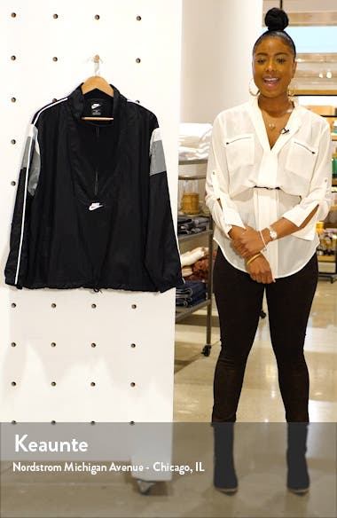 Sportswear Heritage Woven Jacket, sales video thumbnail