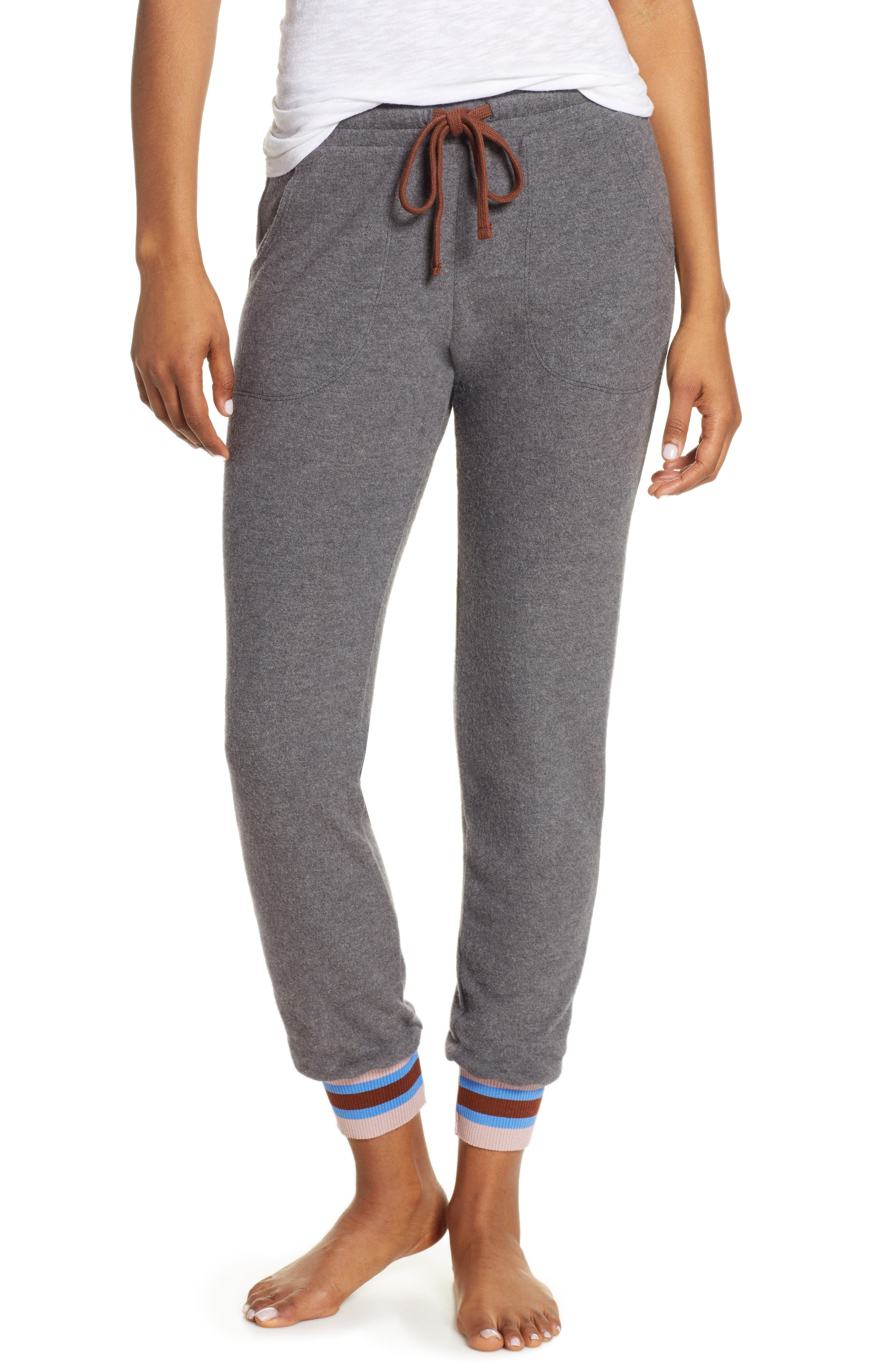 Project Social T Finn Cozy Sweatpants, Grey