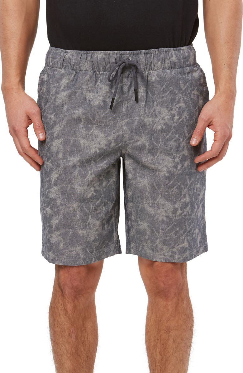 O'NEILL Tide Pool Shorts, Main, color, DARK INDIGO
