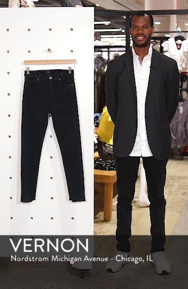 Rocket High Waist Crop Skinny Jeans, sales video thumbnail