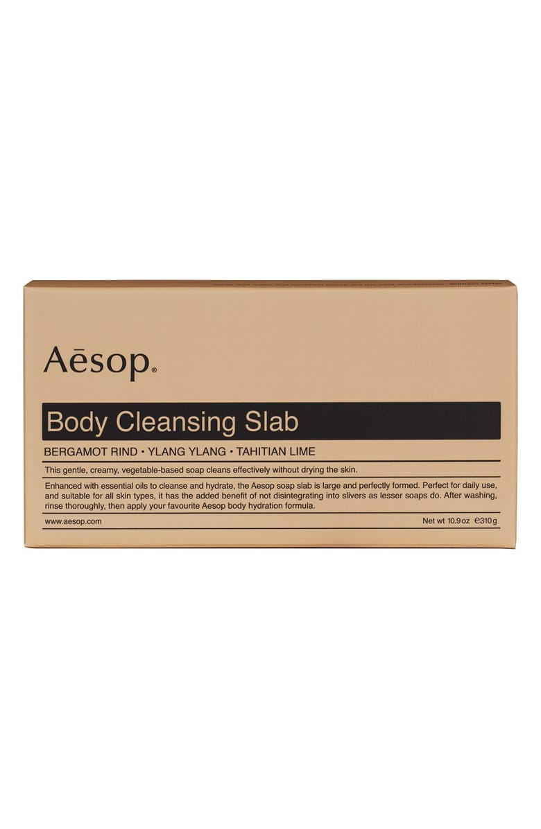 AESOP Body Cleansing Slab, Main, color, 960