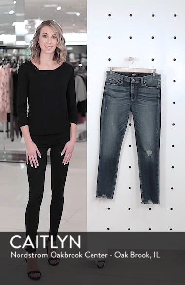 Tally Unfamed Hem Skinny Jeans, sales video thumbnail