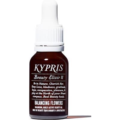 Kypris Beauty Beauty Elixir Ii: Balancing Flowers Moisturizing Face Oil