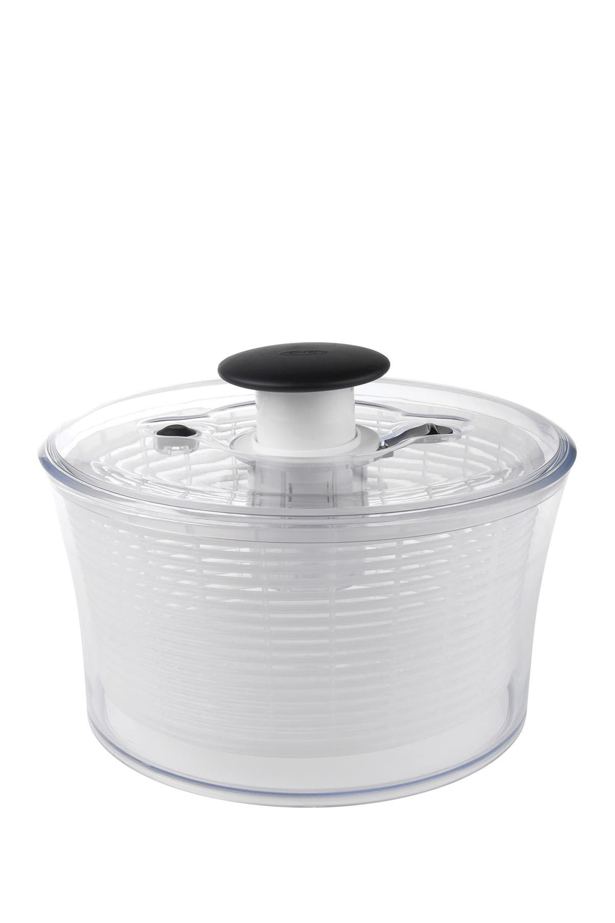 Image of Oxo Good Grips Clear Little Salad & Herb Spinner
