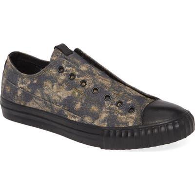 John Varvatos Star Usa Camo Sneaker, Green