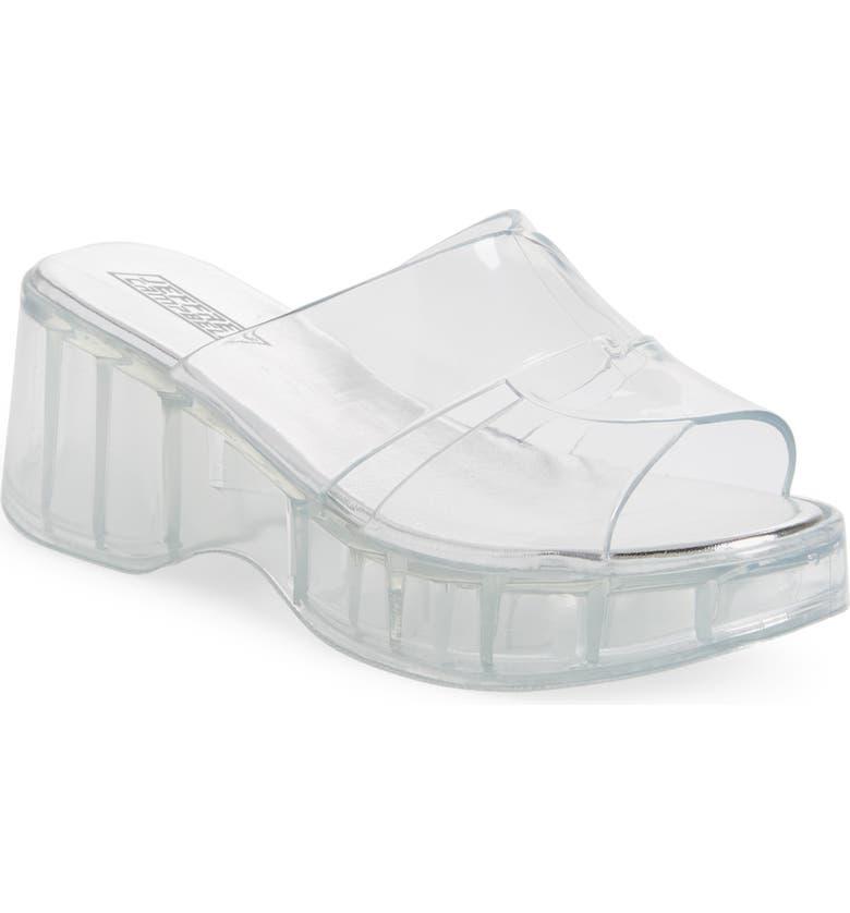 Jeffrey Campbell Jelli Slide Sandal Women