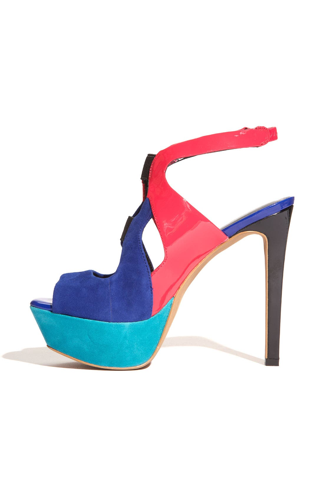 ,                             'Bendie' Platform Sandal,                             Alternate thumbnail 11, color,                             460