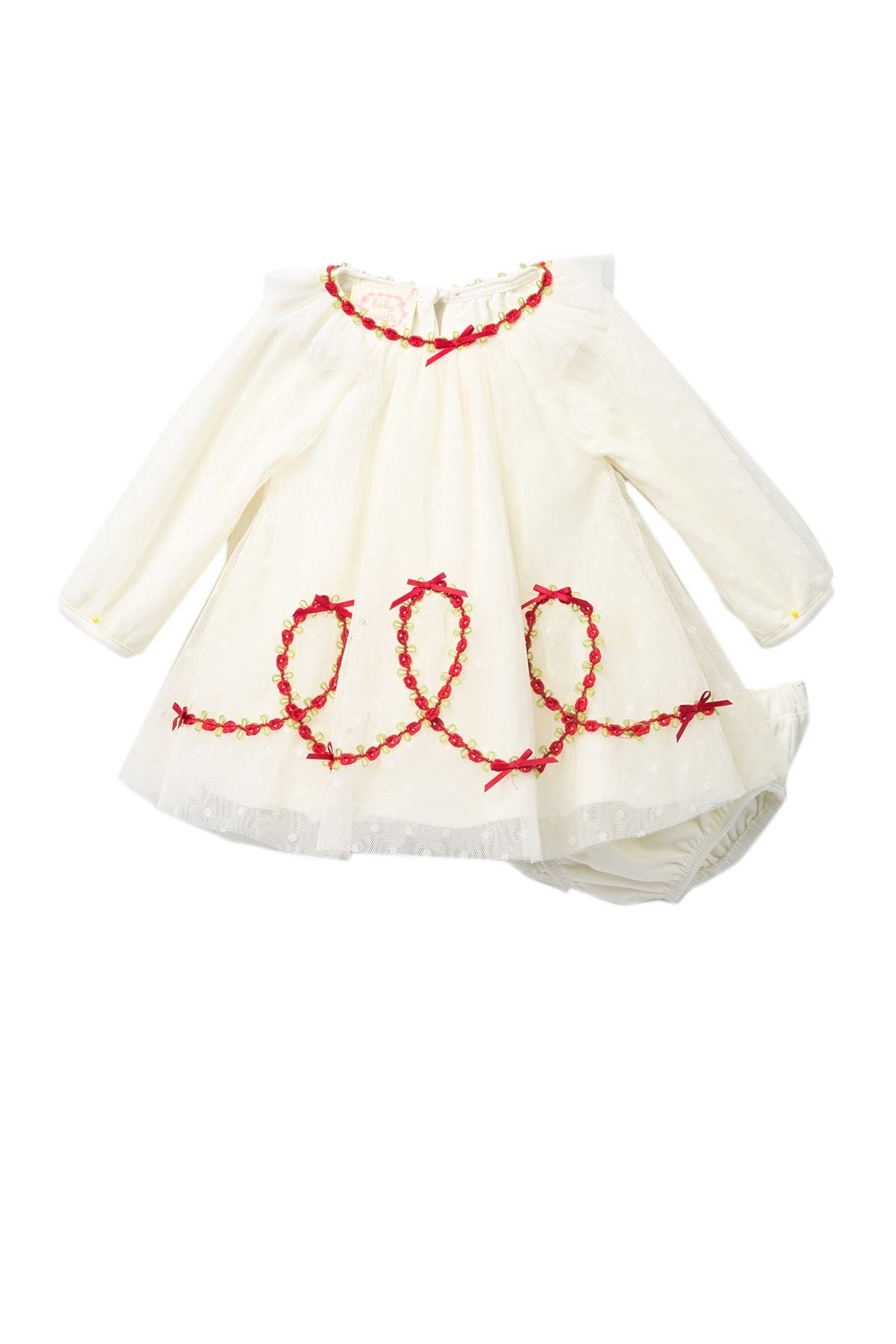 Image of BISCOTTI Puffy Sleeve Dress Set