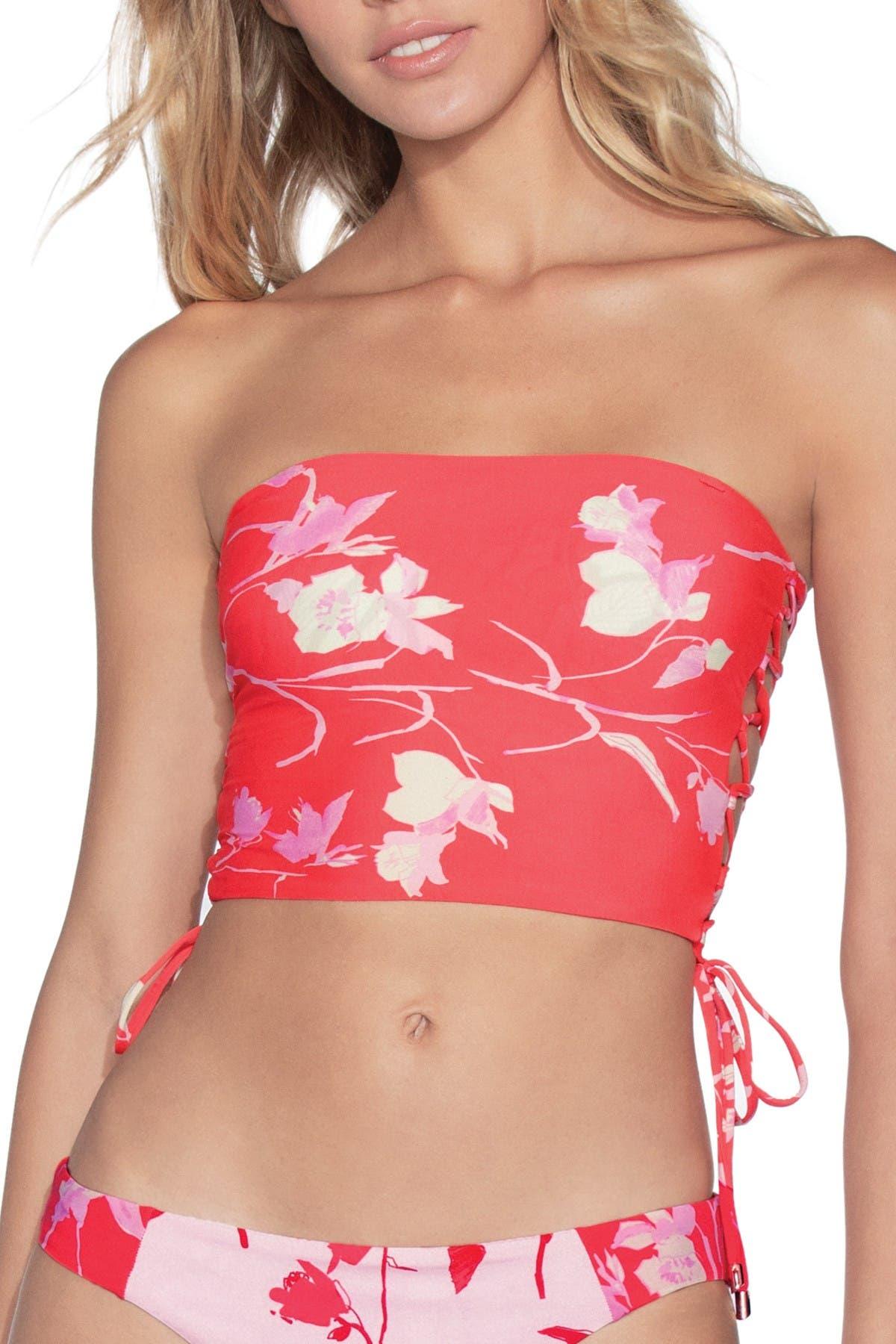 Image of Maaji Fairy Cupid Bandeau Bikini Top