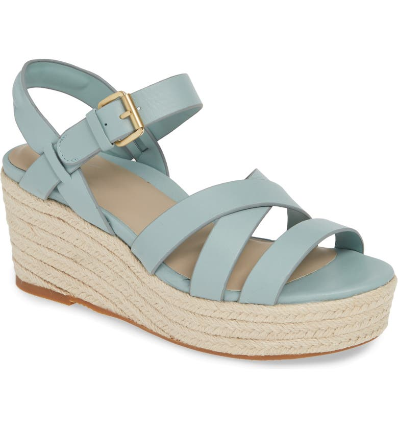 VIA BLEU Meave Platform Wedge Sandal, Main, color, 424