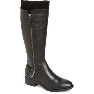 Comfortiva Corozal Knee High Boot, Black