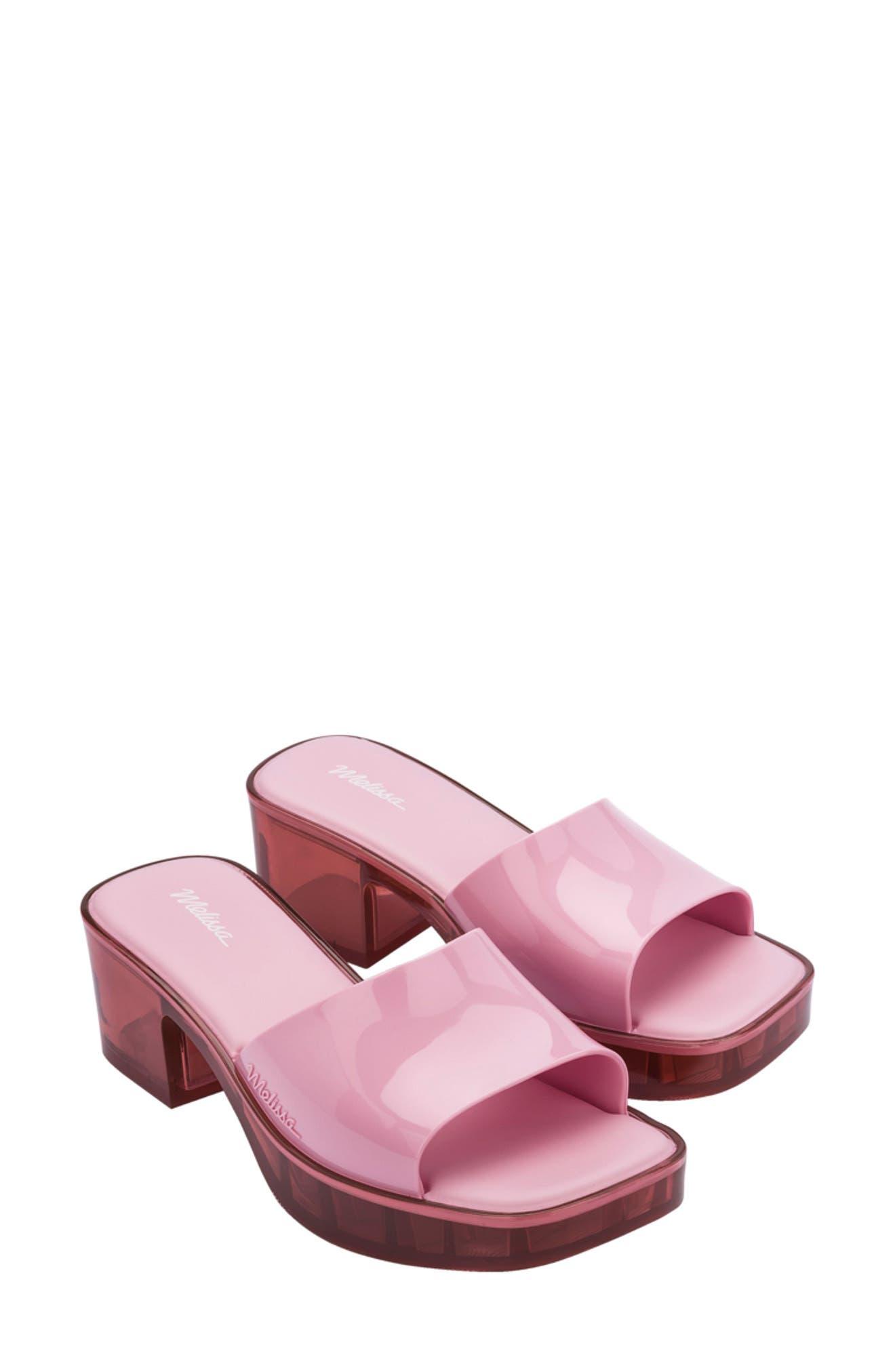 Shape Slide Sandal