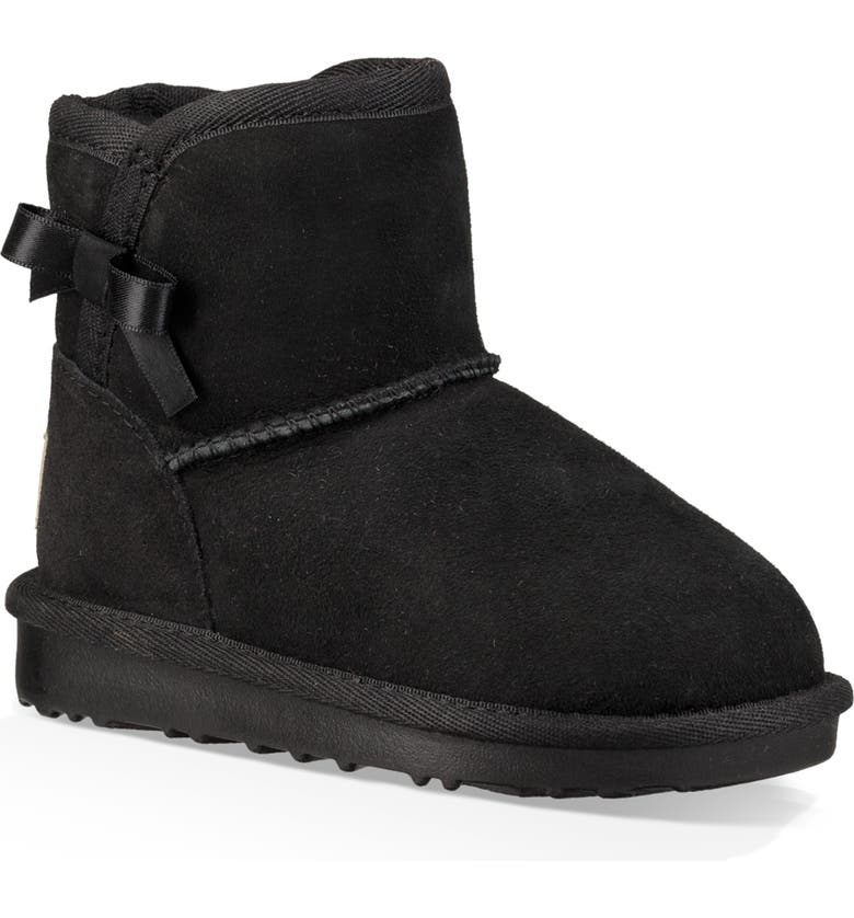 UGG<SUP>®</SUP> Idris Genuine Shearling Boot, Main, color, 001