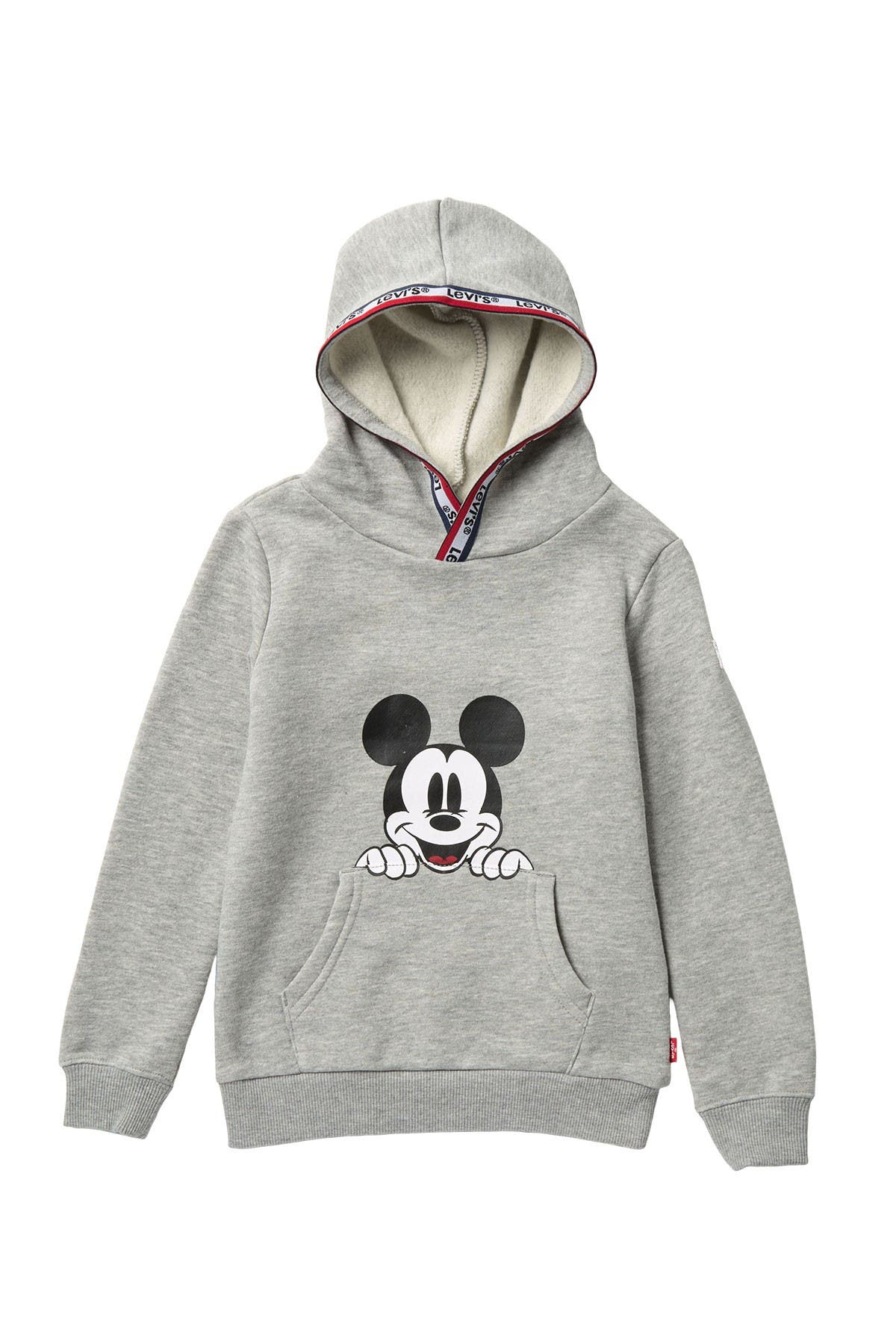 Image of Levi's Disney Mickey Mouse Pocket Hoodie