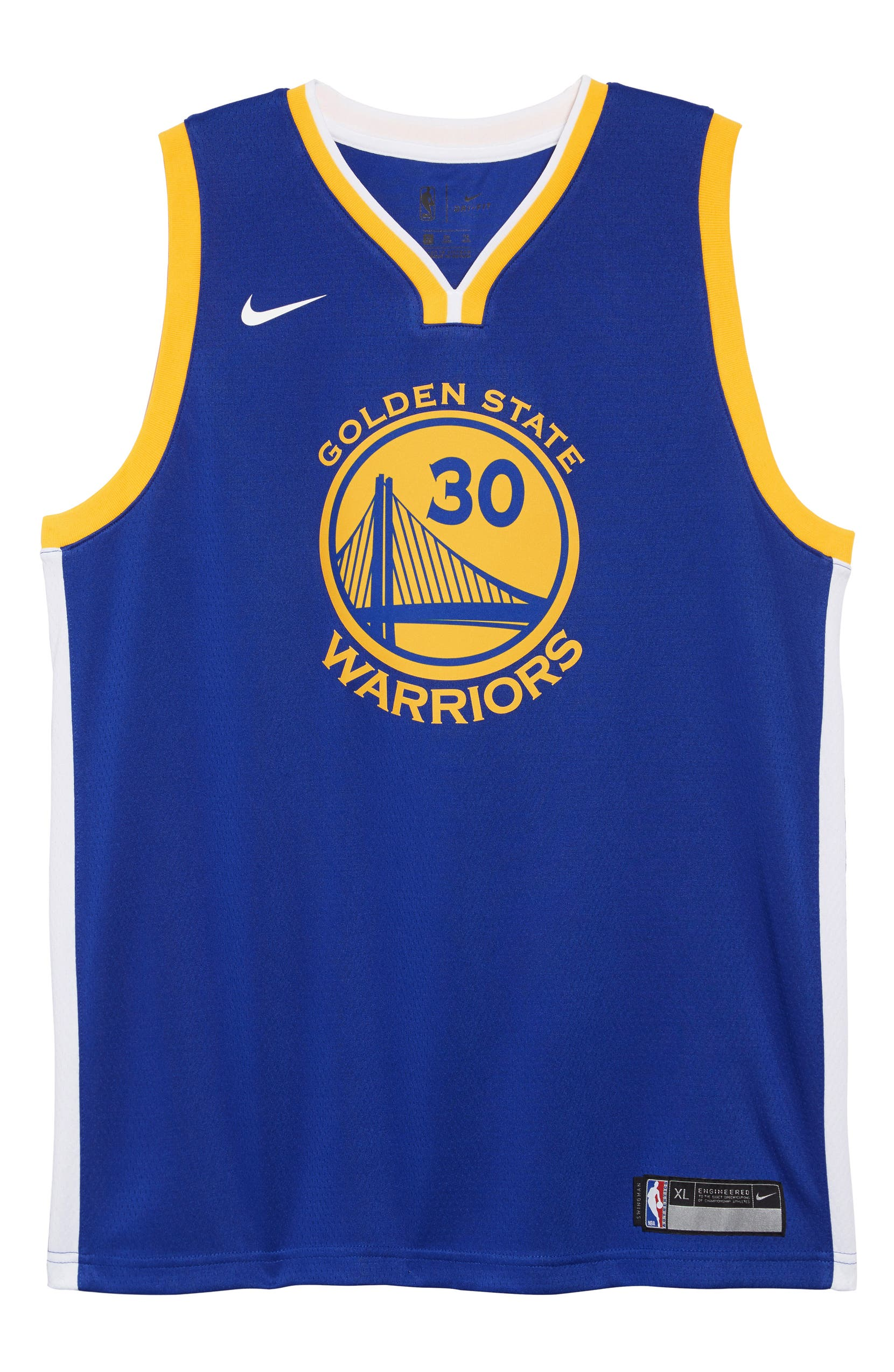 the best attitude 739ac 49f11 Golden State Warriors Stephen Curry Basketball Jersey