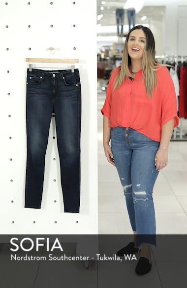 b(air) High Waist Ankle Skinny Jeans, sales video thumbnail