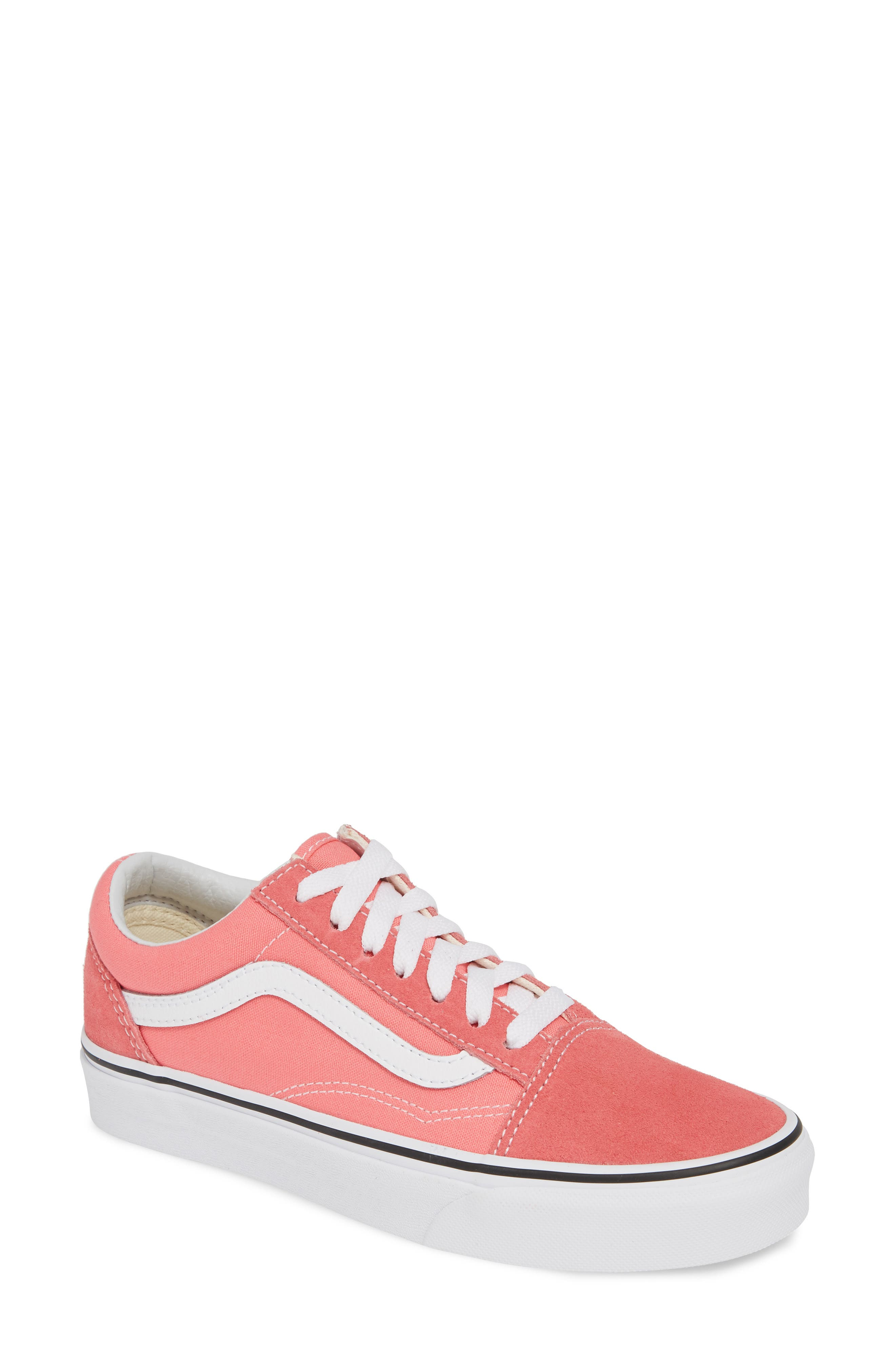 Vans Old Skool Sneaker, Pink