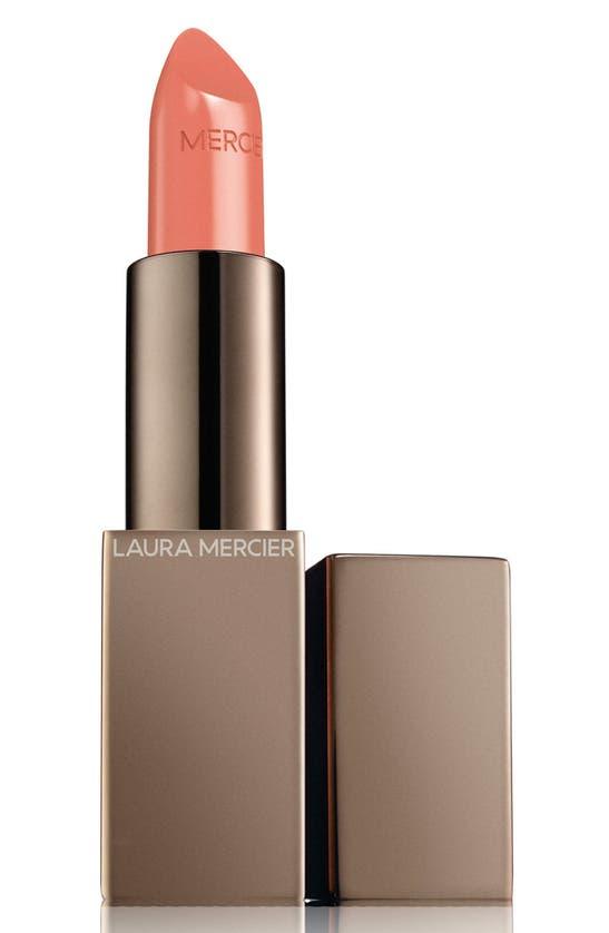 Laura Mercier Women's Rouge Essentiel Silky Crème Lipstick In Nude Nouveau