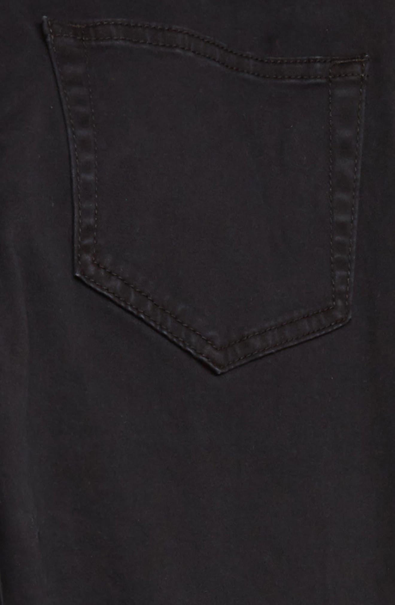 ,                             Five-Pocket Pants,                             Alternate thumbnail 3, color,                             001