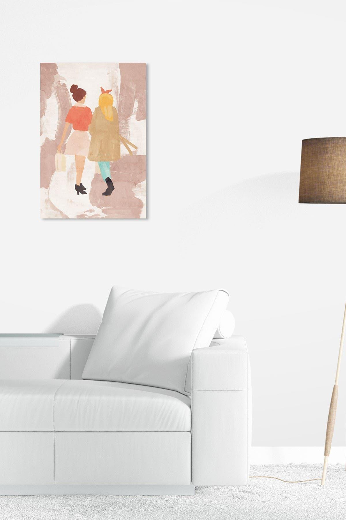 Image of Wynwood Studio Summer Gals Brown Wall Art