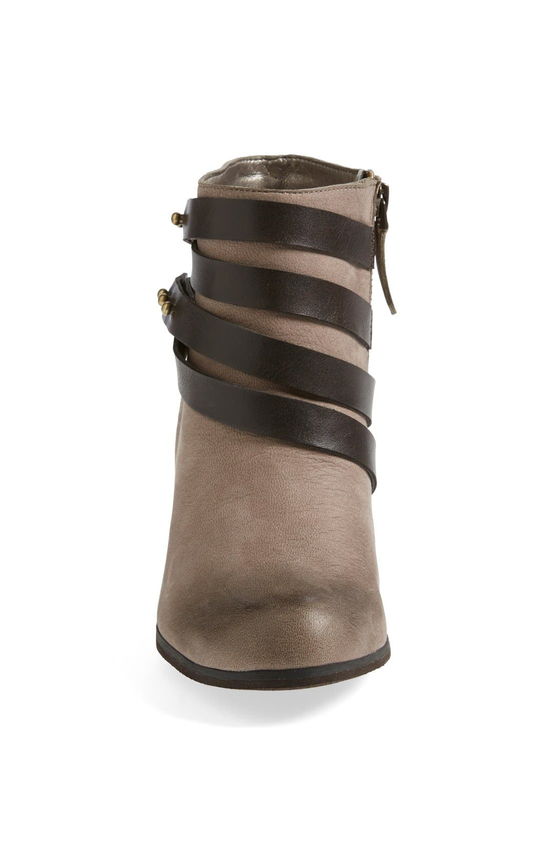 ,                             'Train' Wrap Belted Bootie,                             Alternate thumbnail 22, color,                             235