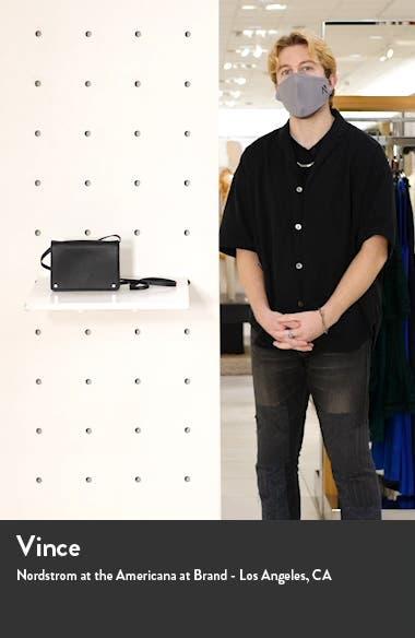 Lex Pebbled Leather Crossbody Bag, sales video thumbnail