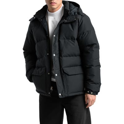 The North Face Sierra 3.0 Water Repellent 600 Power Fill Down Jacket, Black