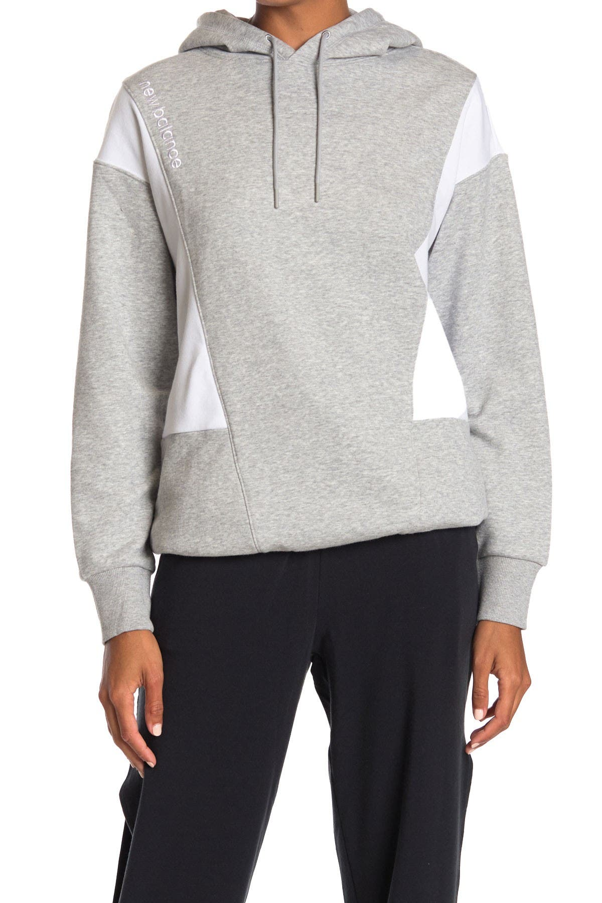 Image of New Balance Classic Knit Hoodie