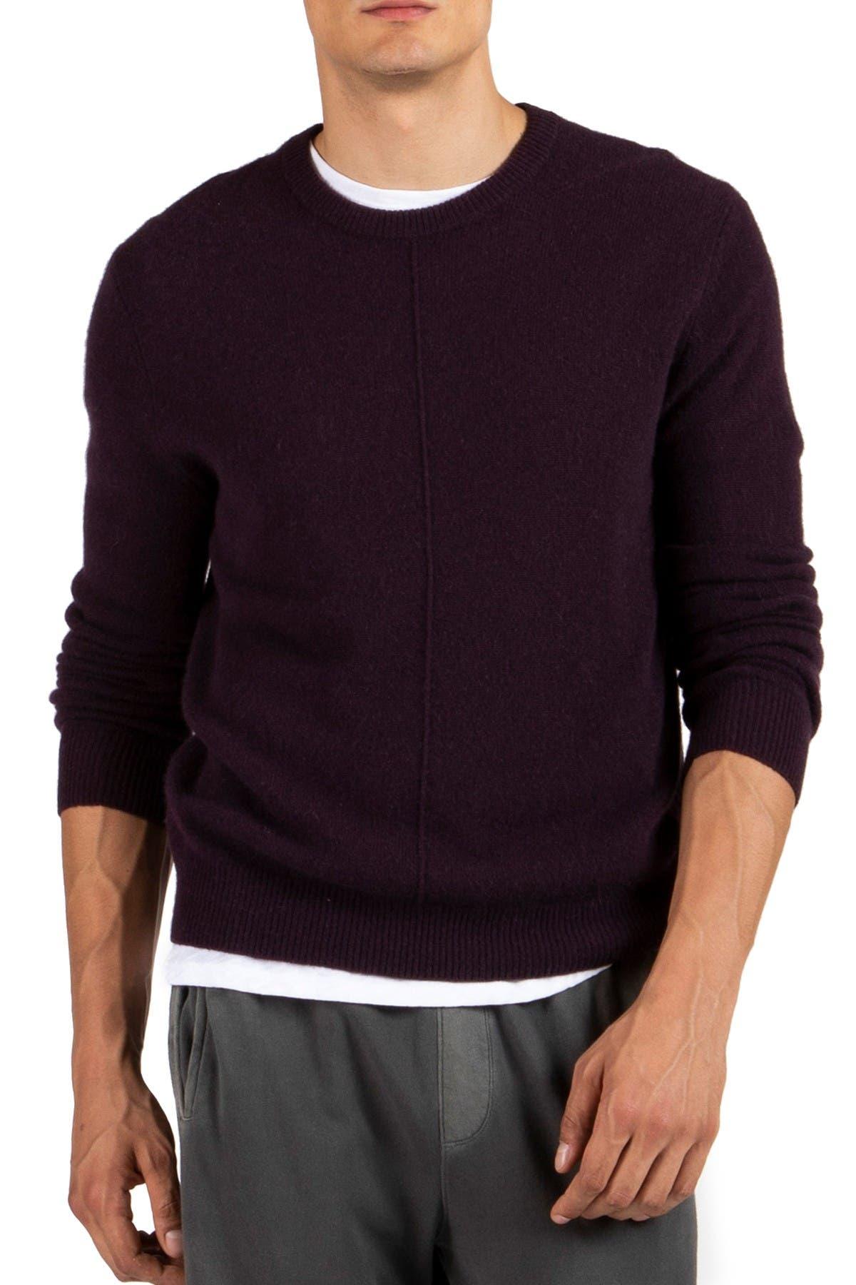 Image of ATM Anthony Thomas Melillo Crew Neck Cashmere Sweater