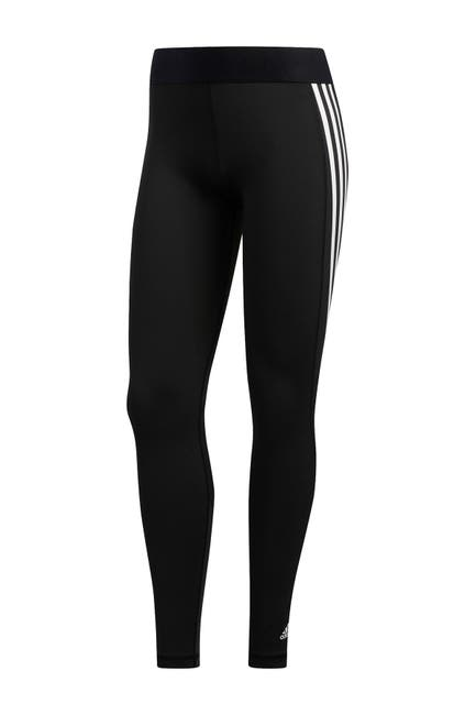 Image of adidas Alphaskin 3-Stripes Leggings