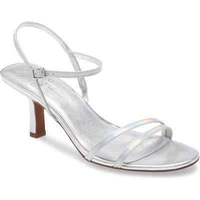 Linea Paolo Harmony Sandal, Metallic