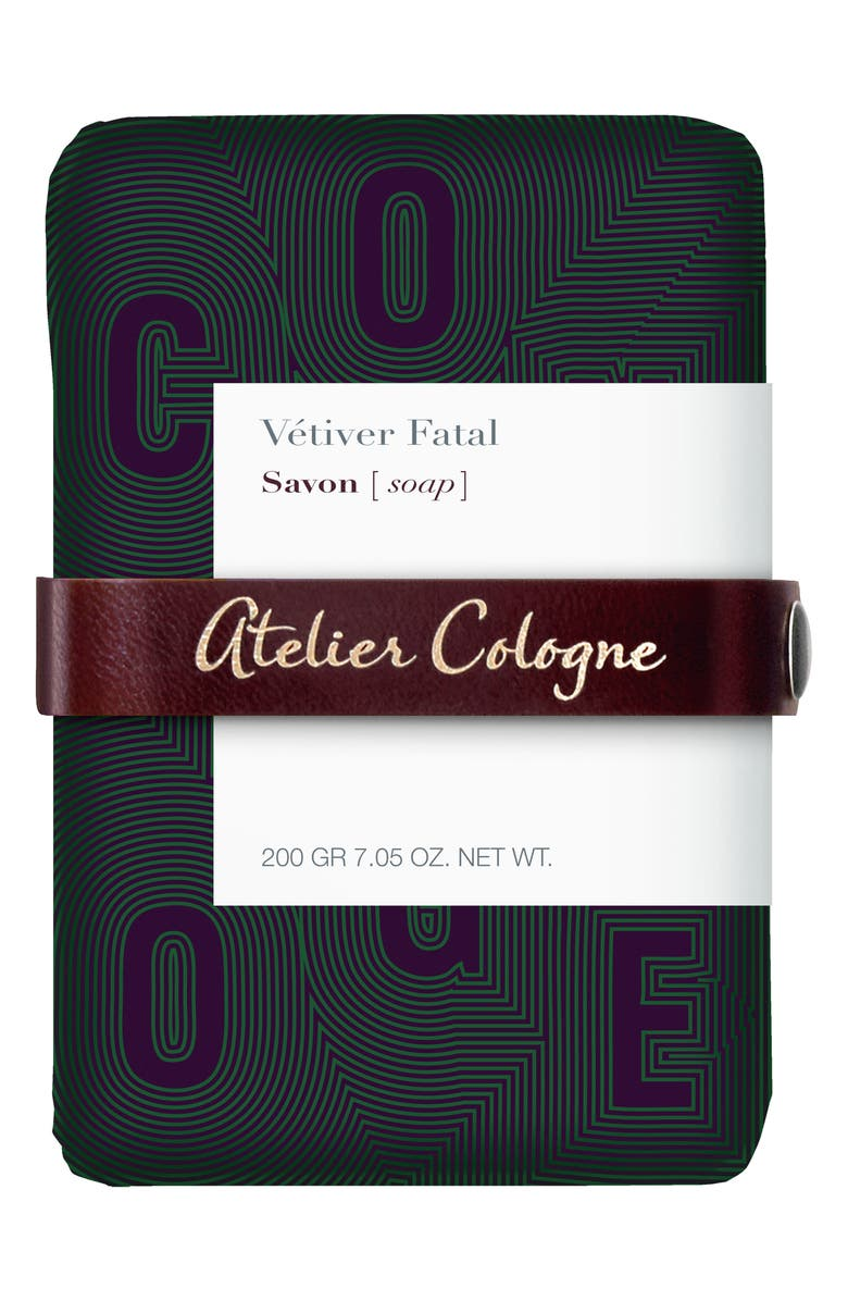 ATELIER COLOGNE Vétiver Fatal Soap, Main, color, NO COLOR