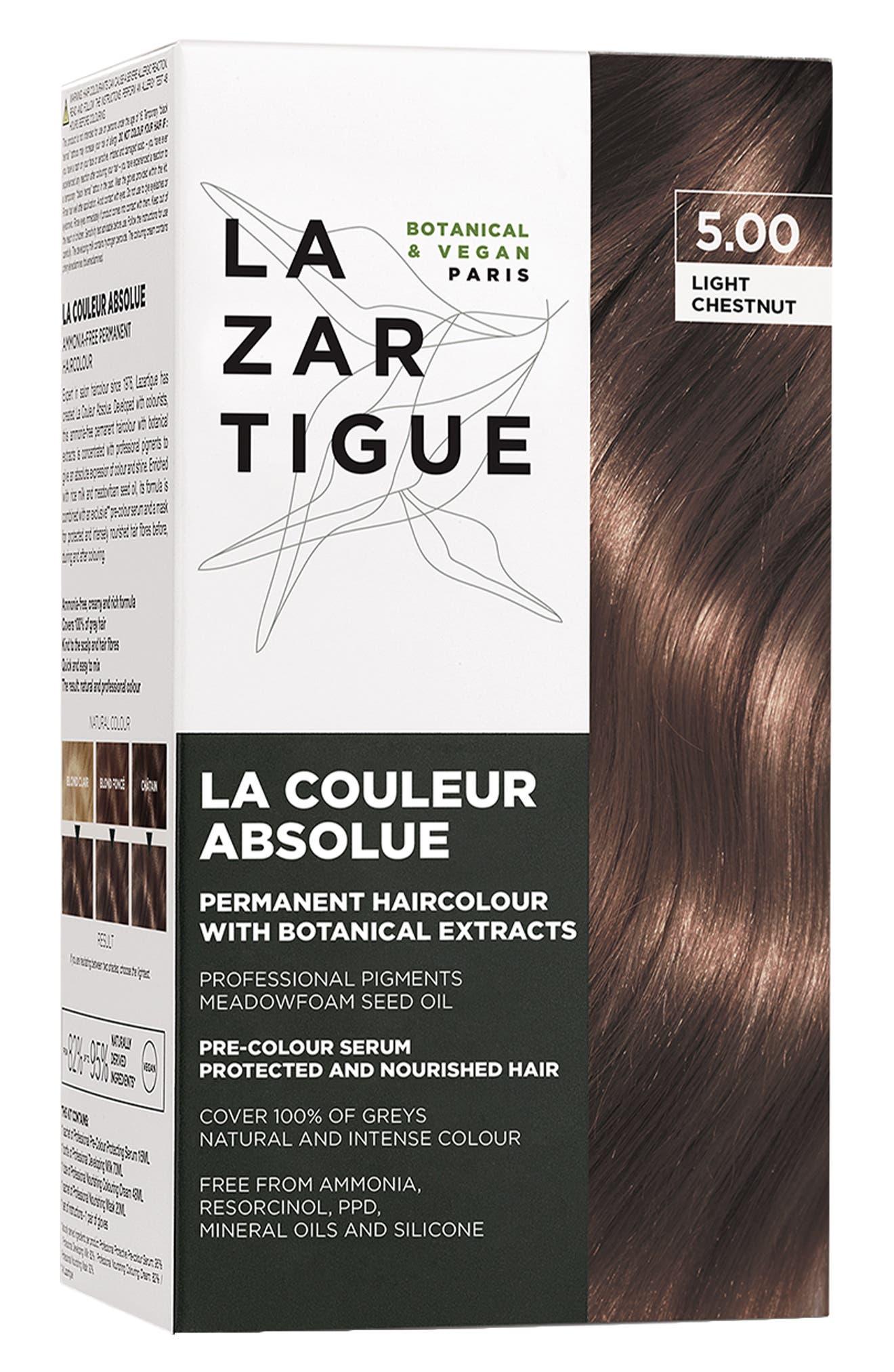 La Couleur Absolue Permanent Hair Color Kit