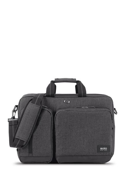 Image of SOLO NEW YORK Duane Hybrid Briefcase & Backpack