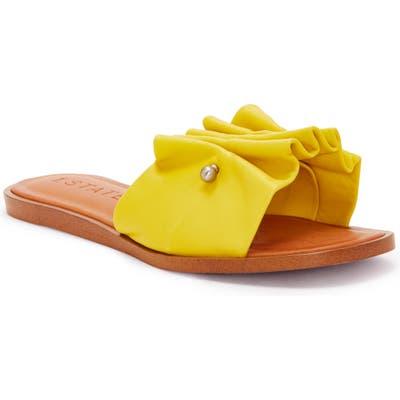 1.state Fann Sandal, Yellow