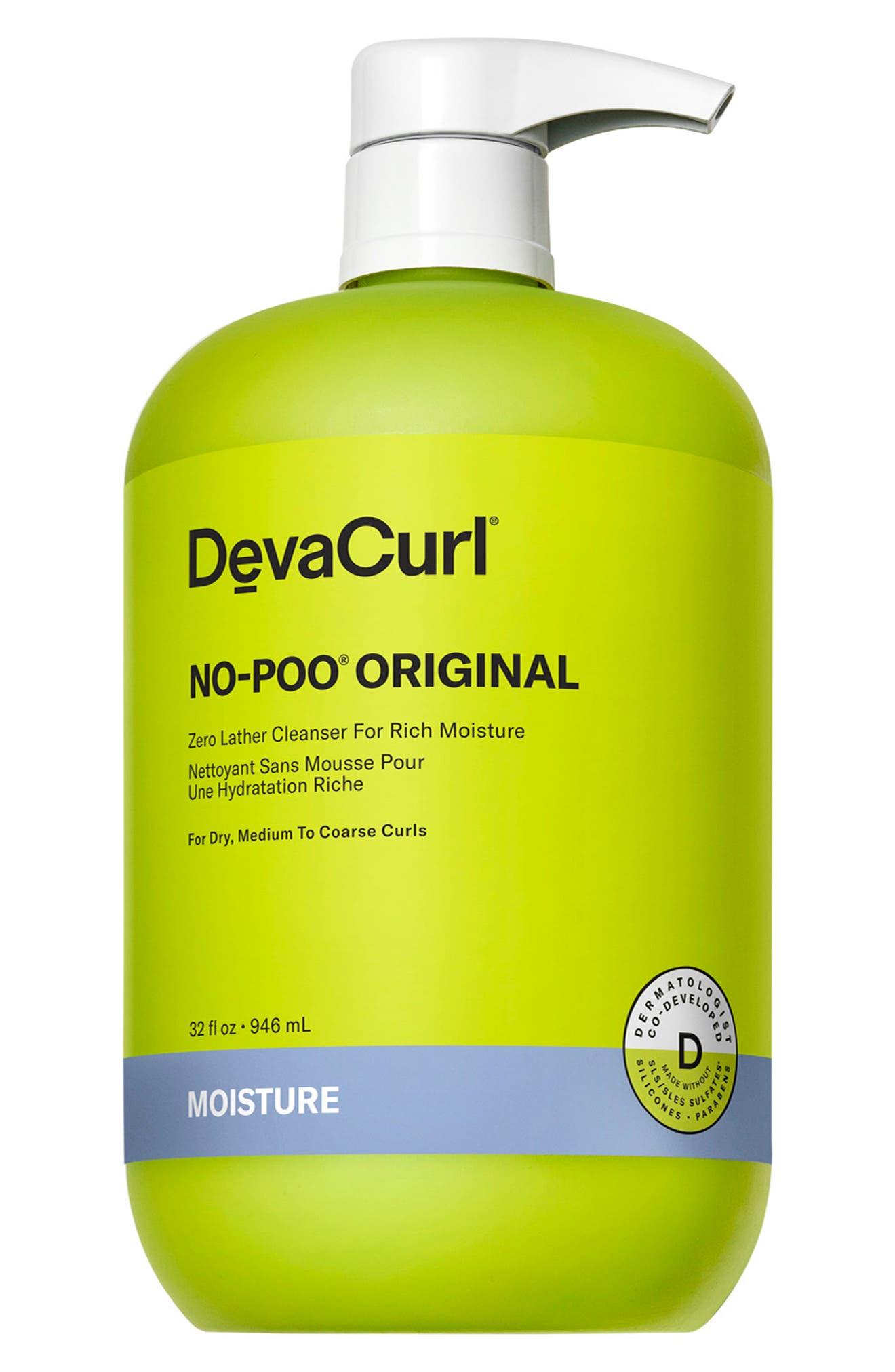 Jumbo No-Poo Original Zero Lather Cleanser