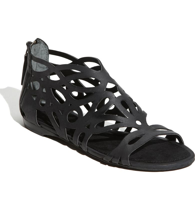 NINE WEST 'Tali' Sandal, Main, color, 001