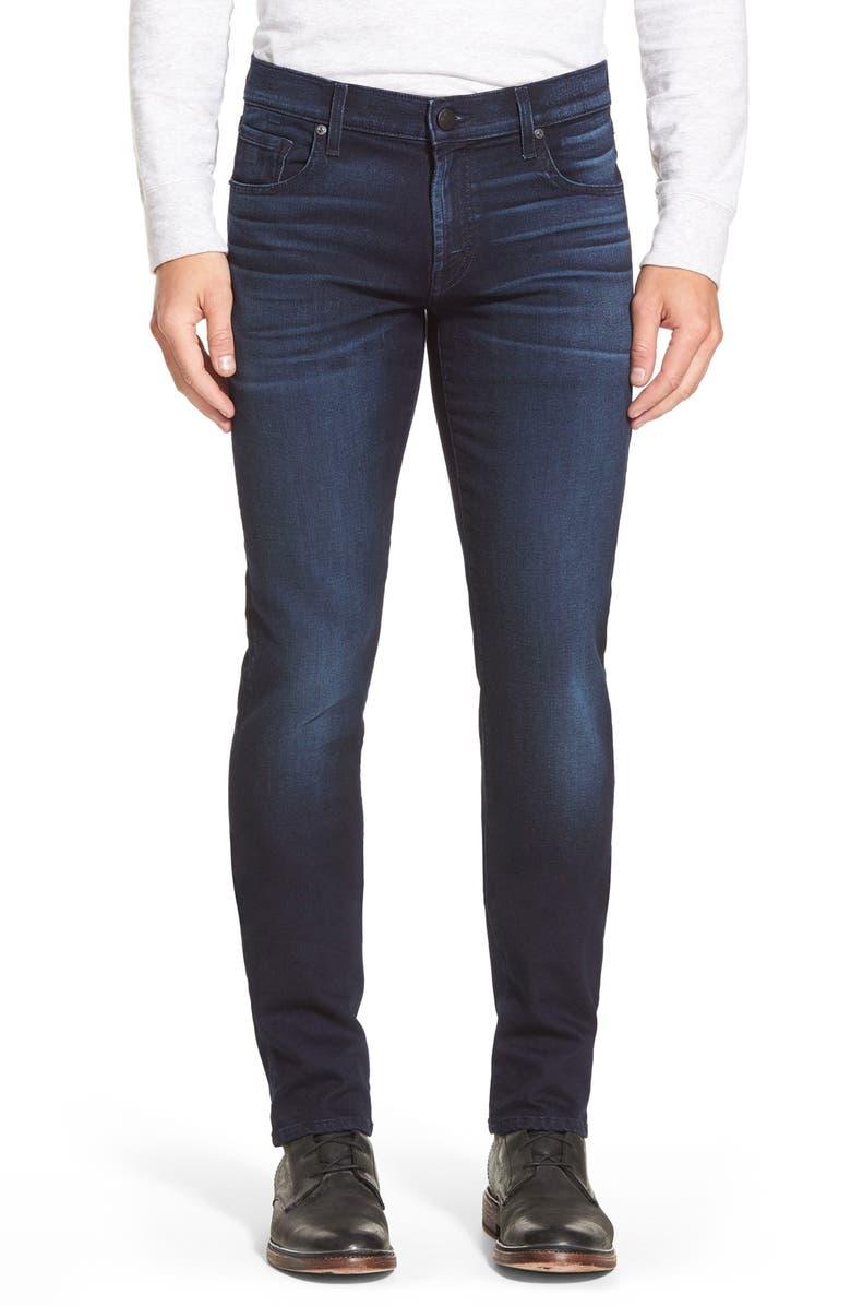 J BRAND 'Kane' Slim Straight Leg Jeans, Main, color, 404