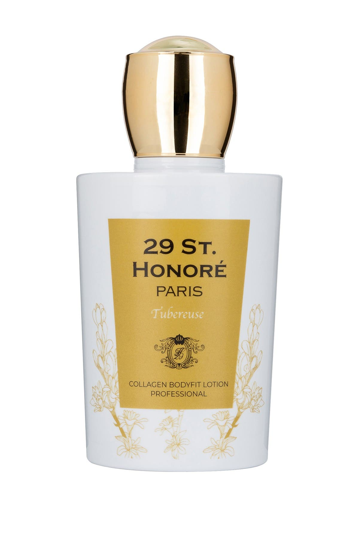 Image of 29 St. Honore Collagen Bodyfit Lotion Professional - Tubereuse